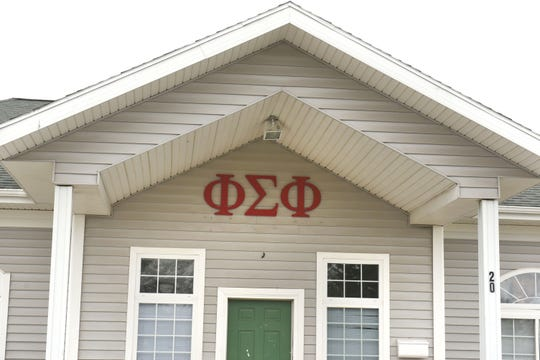 CMU in August pulled its recognition of the campus chapter of Phi Sigma Phi.