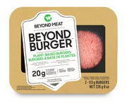 Beyond Meat goes public as sales of plant-based meats rise.