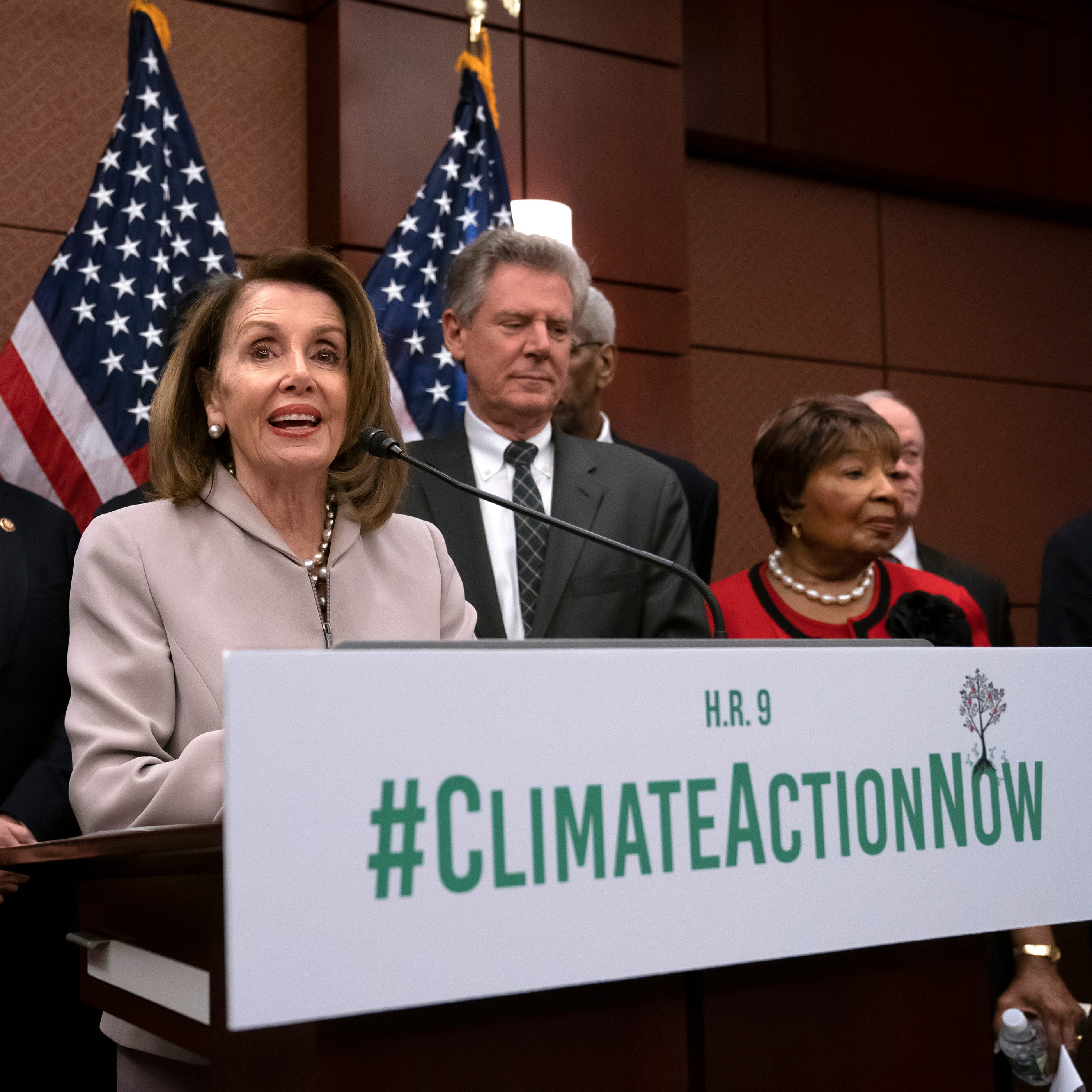 Rebuking Trump, House votes to keep U.S. in Paris climate pact