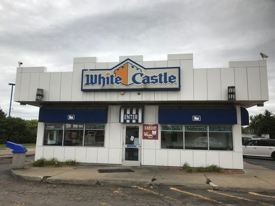 The White Castle on West Warren Avenue.
