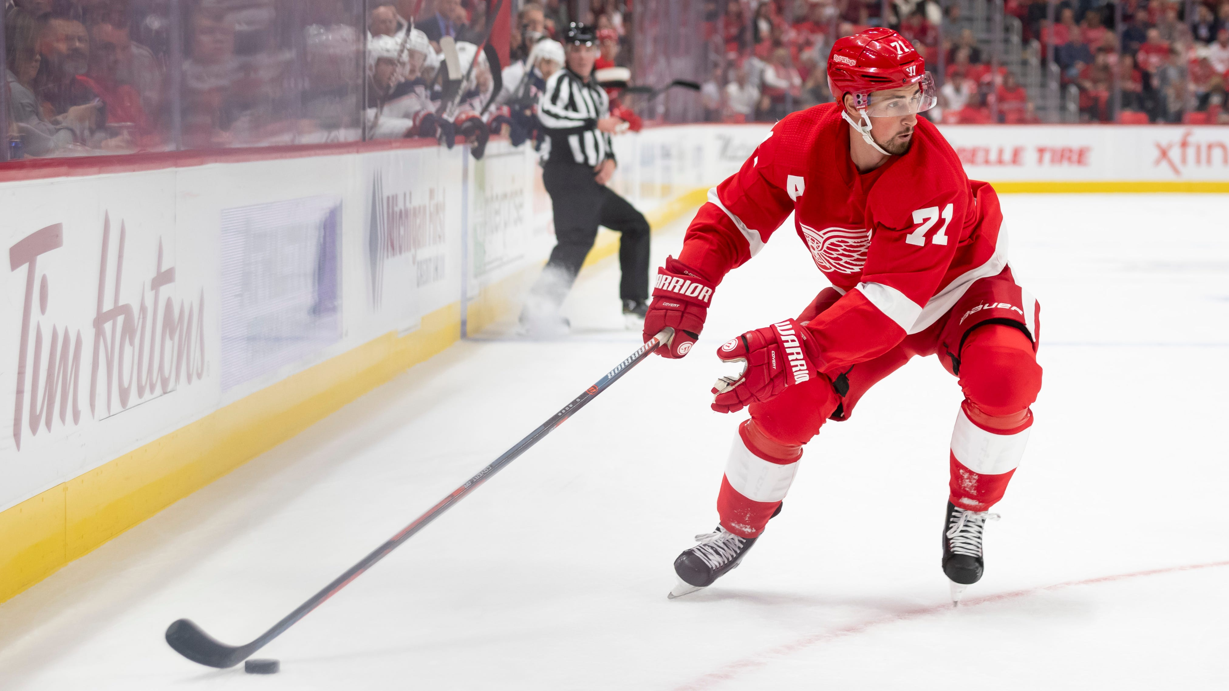 'Awesome' world championships a nice consolation for Blashill, Red Wings players