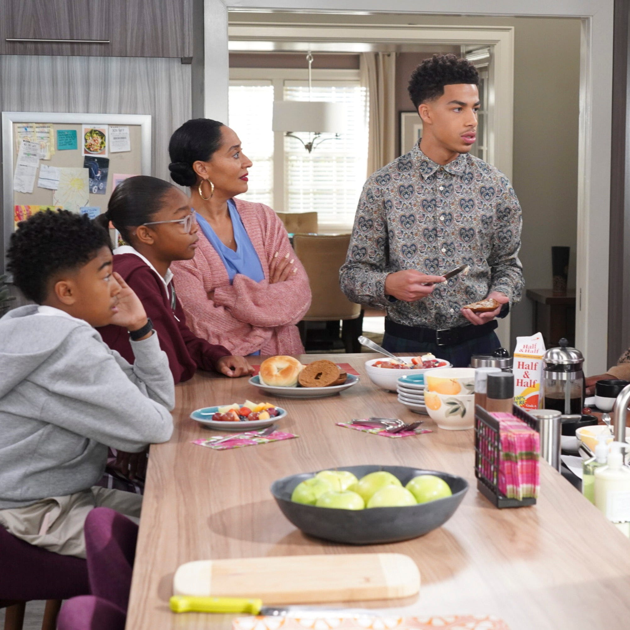 Spinoff of ABC's 'black-ish' to focus on mixed-race issues