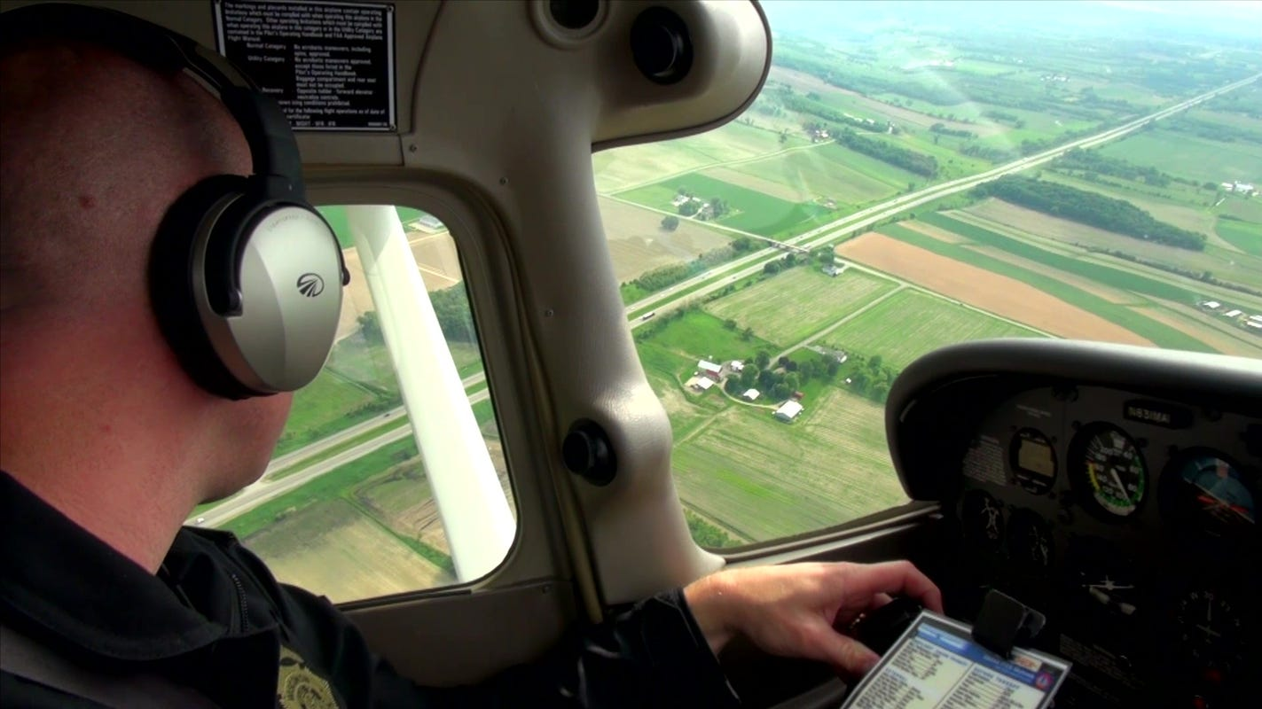 Watch out, speeders: State Patrol plans aerial enforcement in Fond du Lac, Outagamie counties
