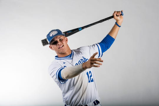 Cooper Weiss, Canterbury, Baseball, Spring All Area Athletes 2019