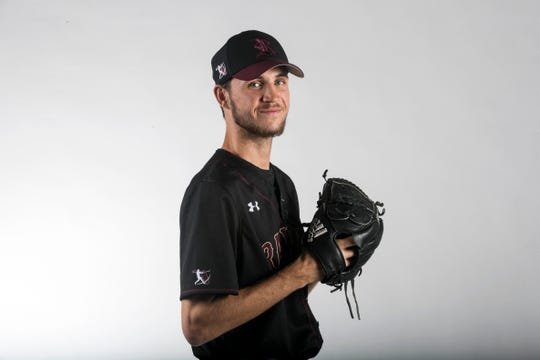 Carson Palmquist, Riverdale, Baseball, Spring All Area Athletes 2019