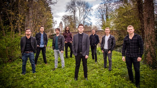 Scottish world rock band Skerryvore returns to the Sunset Concert Series in Egg Harbor for an Aug. 11 show.