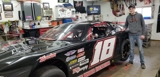 Norway, Michigan's Cameron Clifford plans to spread his wings in 2019. In addition to racing at his home track, Norway Speedway, Clifford plans to compete for rookie-of-the-year honors in the TUNDRA super late model series.  The series kicks off May 11 at Wisconsin International Raceway in Kaukauna.