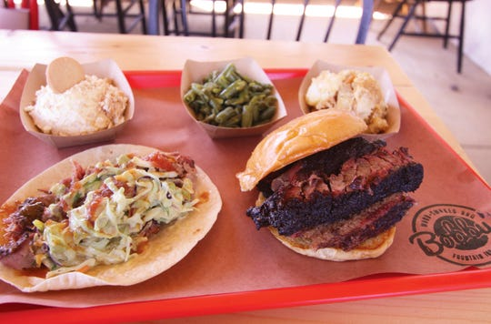 Bobby's BBQ is offering to-go meals for pick up and delivery.