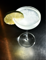 The Nick Adams cocktail at The Cazbah.