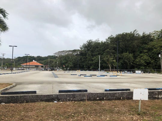 The parking lot next to the Guam Judicial Center in Hagåtña will no longer be available for parking because there judiciary terminated the lease effective May 1.