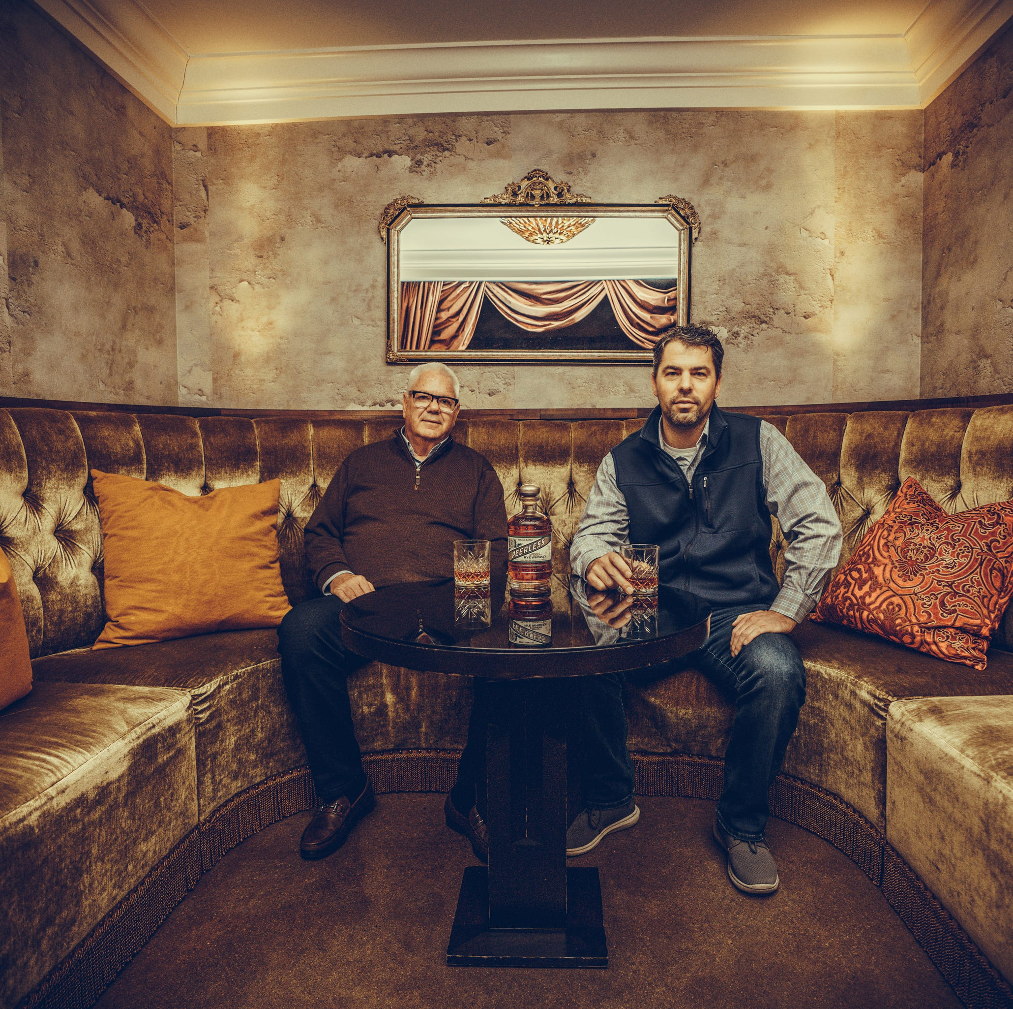 Whiskey maker with Henderson roots still racking up international accolades