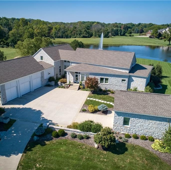 Hot Property: This quirky $1.8M Bargersville home offers lake views from nearly every room