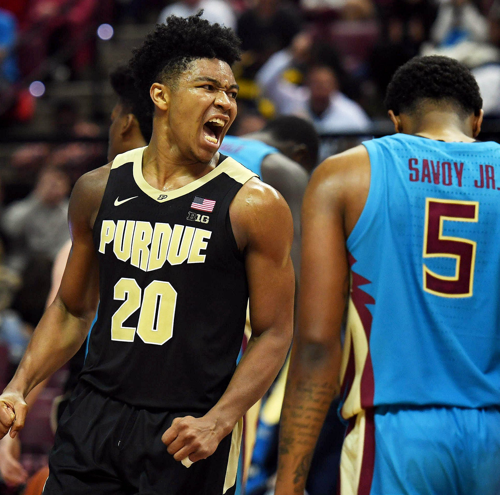 Purdue basketball's 2019-20 schedule could again help form team's long-term identity