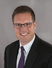 Noblesville City Council President and mayoral candidate Chris Jensen