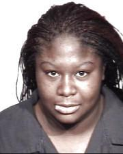 Brittney Blackwell, 24, is accused of shooting another woman in the arm after a Facebook argument escalated Tuesday night.