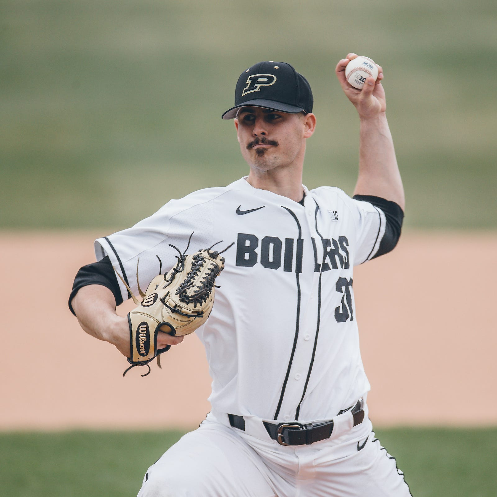 Purdue baseball's Patrick J. Smith seeing summer dedication pay off in starting rotation