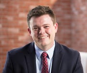 Josh Mers is a candidate for Kentucky treasurer.