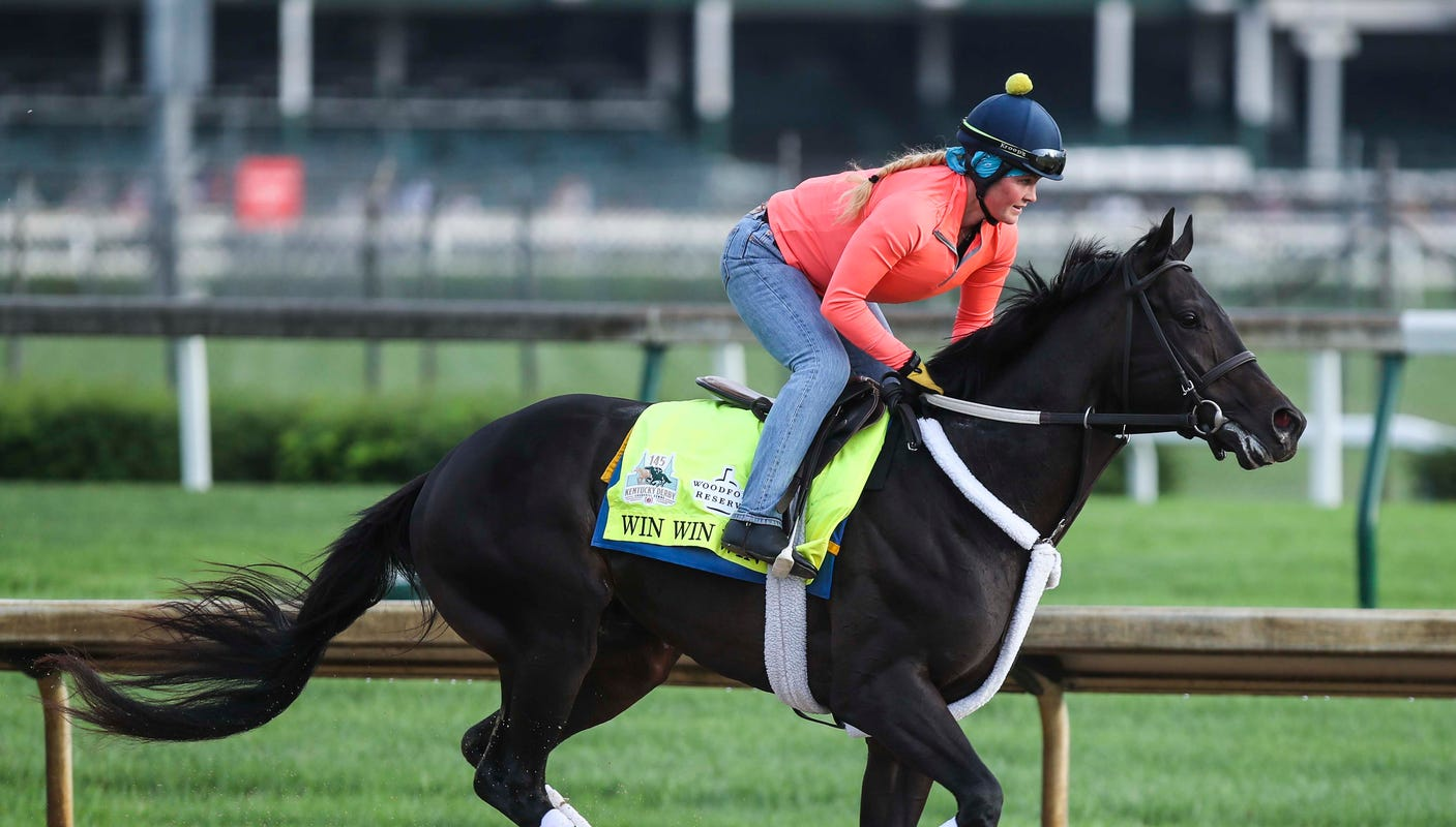 Got a hundred bucks? Here's how to spend it betting at the Kentucky Derby