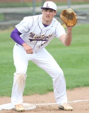 Lexington's Ben Vore led the Minutemen with two hits and two RBI in a 10-0 win over Mansfield Senior on Wednesday.