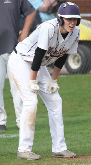 Lexingtons' Josh Aiello collected two hits, two walks, two runs scored and two steals in a win over Ontario on Saturday.