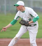 Clear Fork's Dylan Jewell tossed a get in a 4-3 win over Pleasant last week making the Colts one game away from clinching at least a share of the MOAC title.