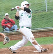 Clear Fork's Brock Talbott has been one of the most consistent sticks in the Colts' lineup and led them to a No. 1 finish in the Richland County Baseball Power Poll.