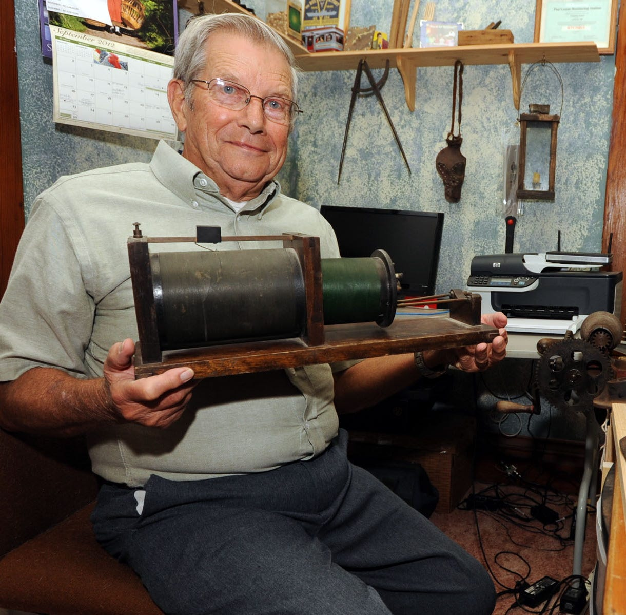 MarionMade: Charlie Evers has been a staple on Marion airwaves