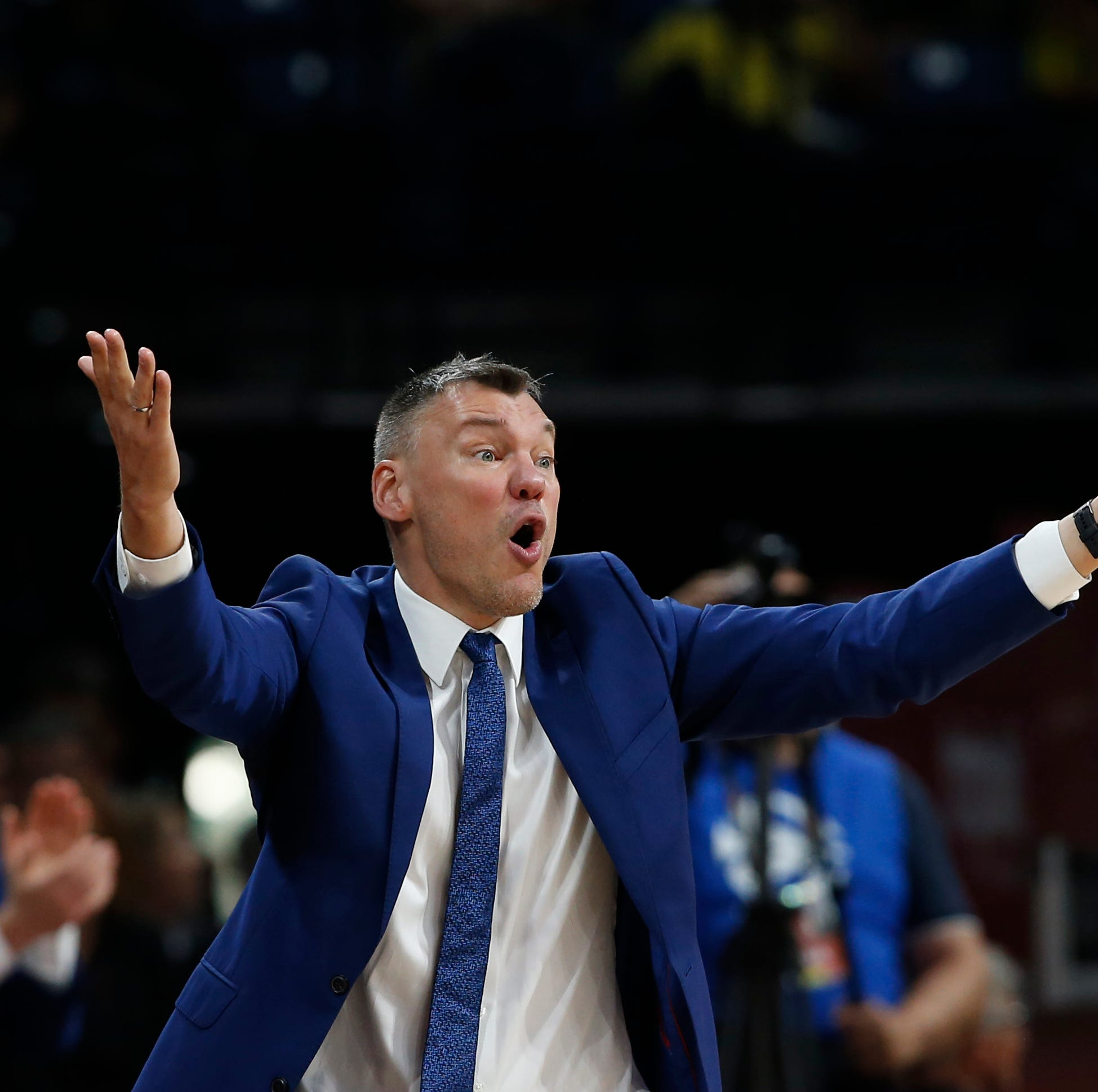 Memphis Grizzlies coaching search tracker: Sarunas Jasikevicius a candidate?