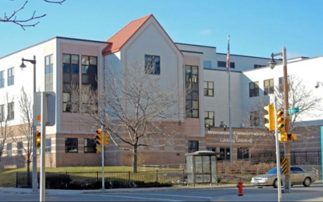 The Wisconsin Conservatory of Lifelong Learning, at 1017. N. 12th St., Milwaukee.