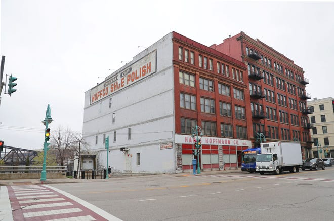 The former Harri Hoffmann Co. building, which was home to the last manufacturer in the Historic Third Ward, could be converted into a hotel.