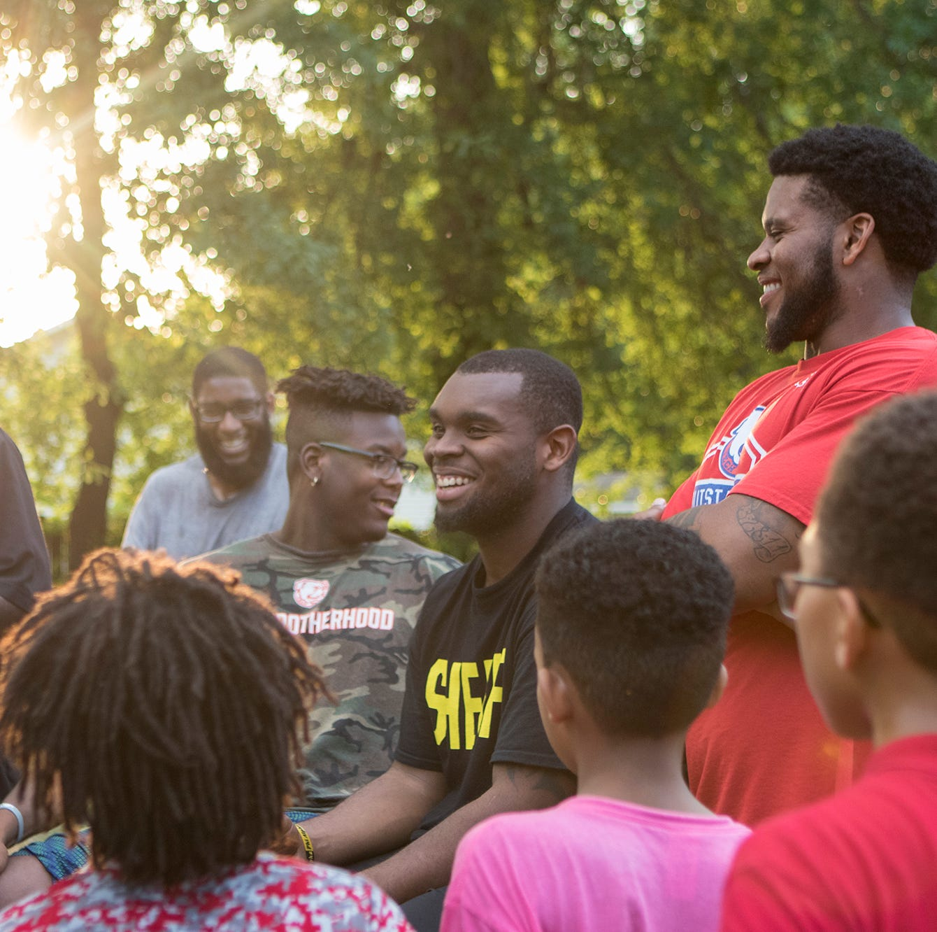 LA Tech players uplift Ruston kids' morale, provide escape after tornado with day of fun
