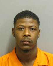 Tavaris Jamerio Brown was charged with murder in the death of George Crowder Jr.