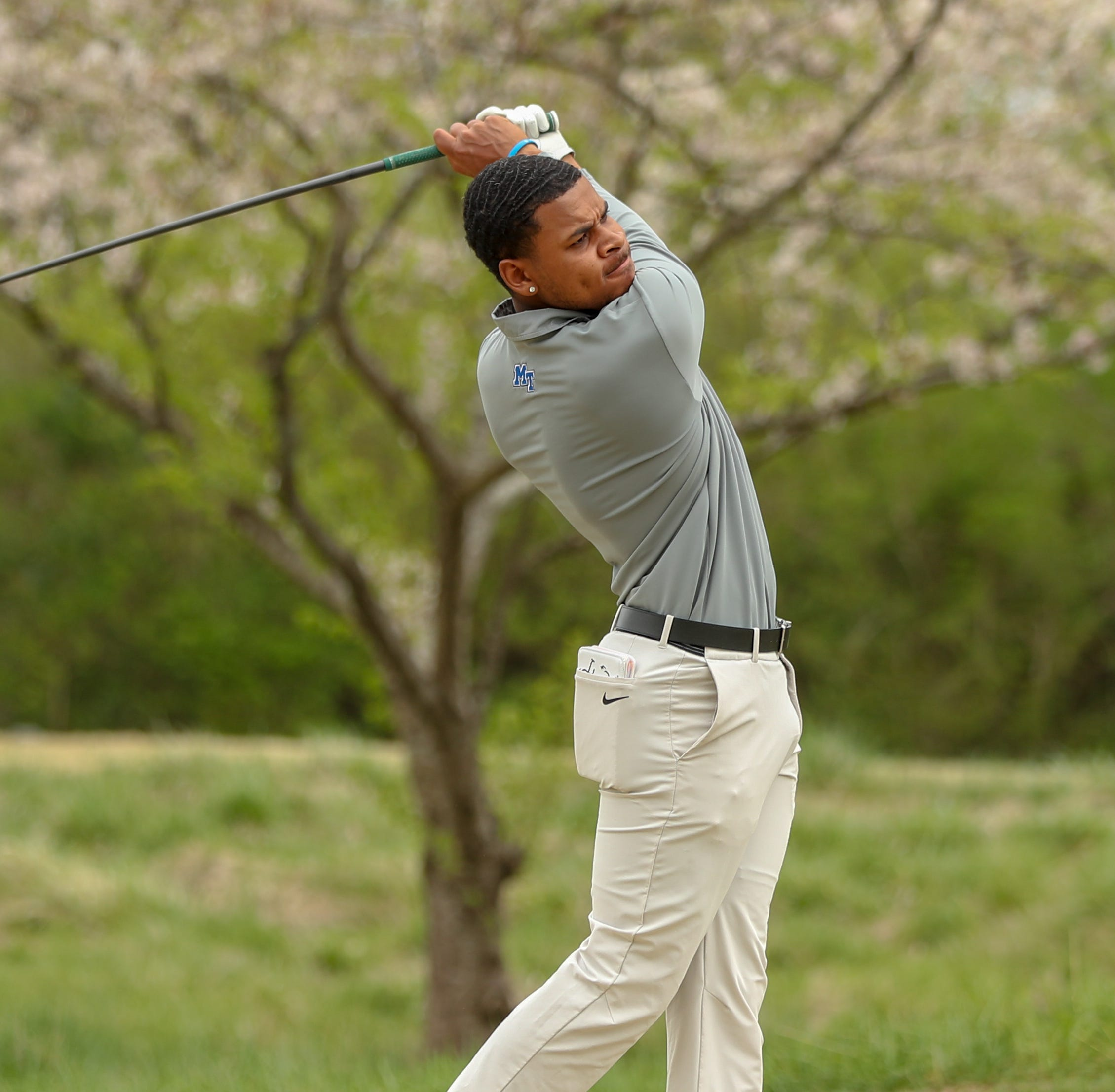Inspired by Tiger Woods, Marcus Byrd's stirring comeback leads MTSU to NCAA Tournament
