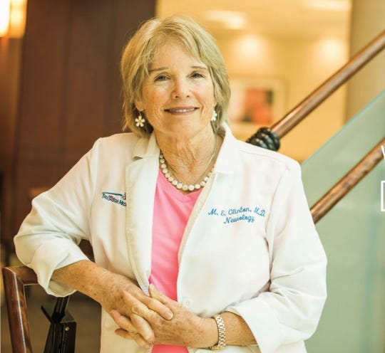 Nashville neurologist Mary-Ellen Clinton Wade, widow of former Vanderbilt and NFL star Bill Wade, moved from California for a Vanderbilt internship and residency in 1976 and has been practicing in Nashville ever since.