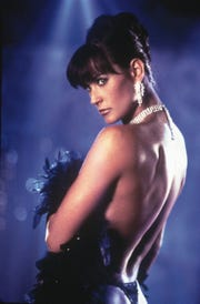 "Demi Moore starred as Erin Grant in in the 1996 film ""Striptease"" that was filmed in southern Florida."