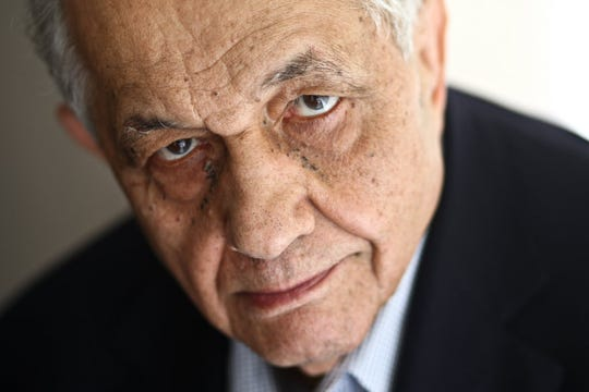 Critic Andrew Sarris died in 2012