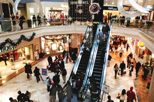 Thousands of people brave crowded corridors and parking lots to get some holiday shopping done this time of year at the Garden State Plaza.