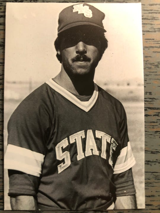 Todd Watkins was a walk on outfielder with the New Mexico State baseball team for the 1984 season.