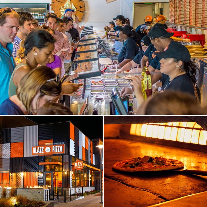Blaze Pizza is looking for franchisers in Las Cruces.