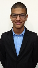 Mohammad Badawy, 16, is a junior at Arrowhead Park Early College High School.