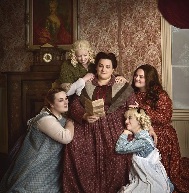 """Little Women"" takes The Grand stage, emphasizes family and acceptance"