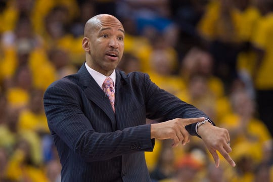 Former New Orleans Pelicans head coach Monty Williams is the top candidate to become the head coach of the Phoenix Suns.