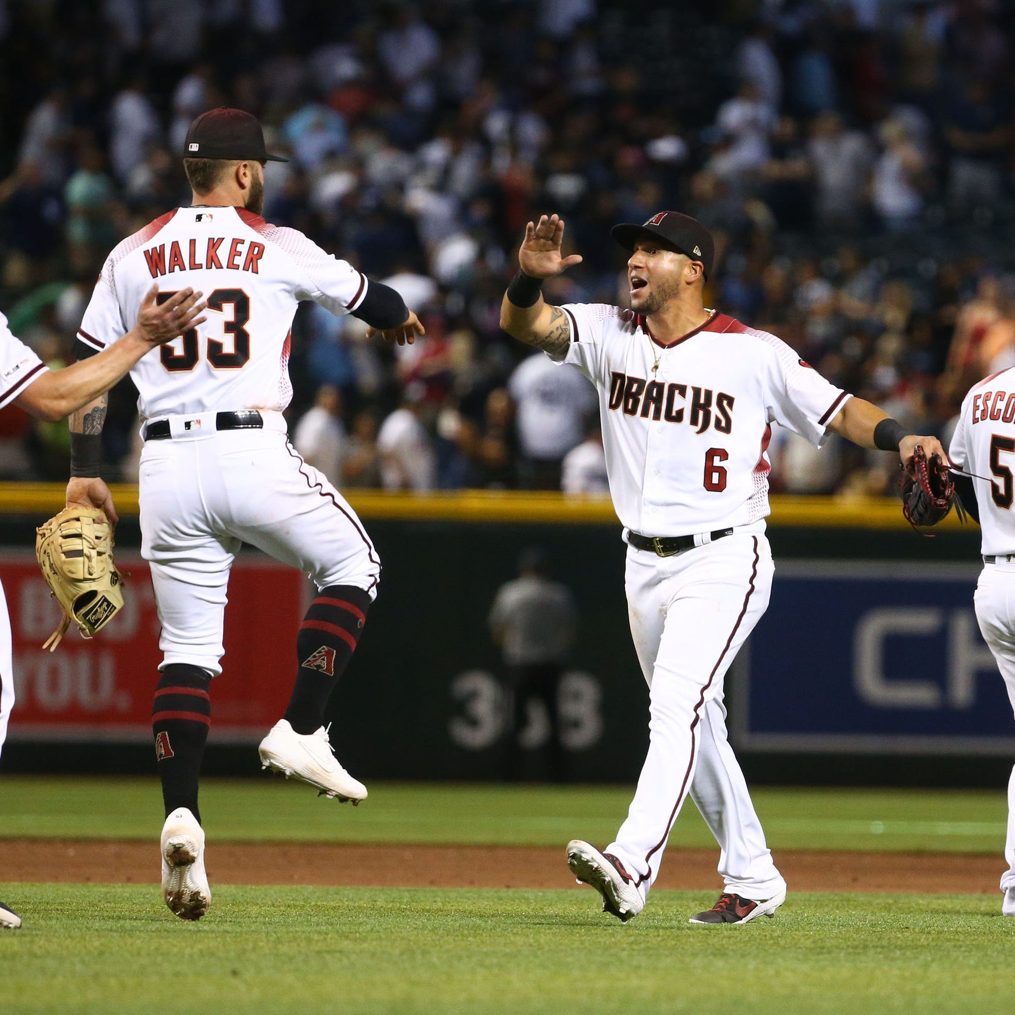 Diamondbacks shut down injury-ravaged Yankees, complete two-game sweep