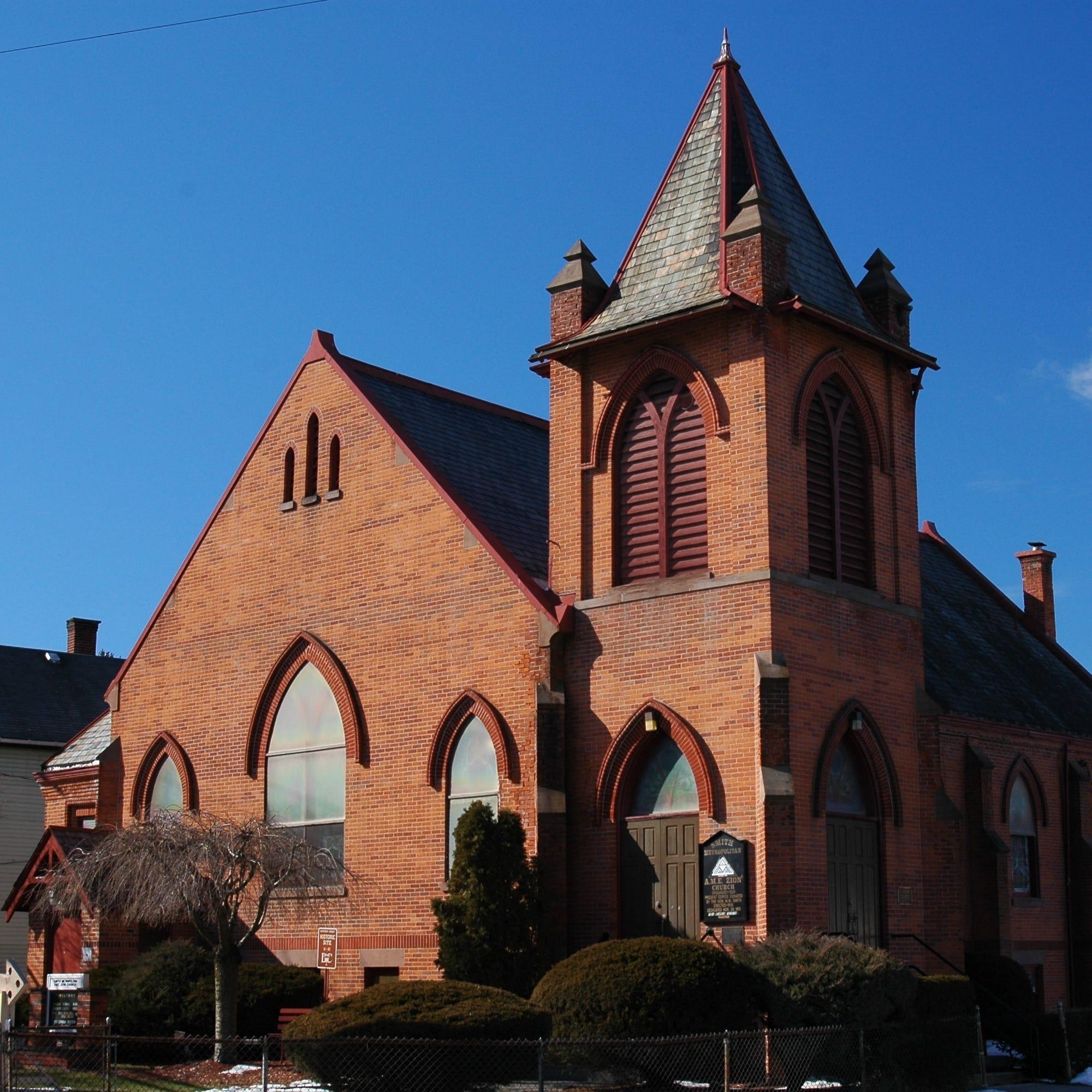 'Sacred Sites' open doors to community for New York Landmarks Conservancy tour