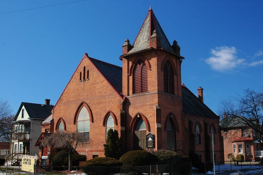 Established in 1836, the Smith Metropolitan AME Zion Church in Poughkeepsie has also served as a social, benevolent and political center for the city's black community. The church is included in the New York Landmarks Conservancy's ninth annual Sacred Sites Open House, May 18-19.