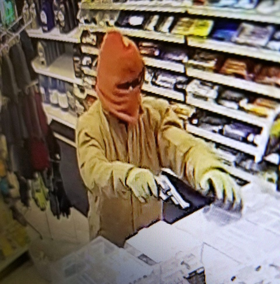 State police ask for help after attempted robbery of Pleasant Valley Mobil