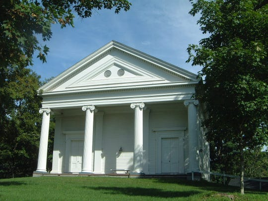 The Smithfield Presbyterian Church in Amenia is included in the New York Landmarks Conservancy's ninth annual Sacred Sites Open House, May 18-19.