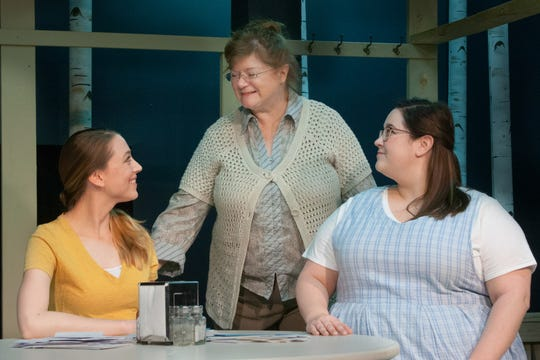 """DreamWrights Center for Community Arts presents """"The Spitfire Grill,"""" May 9-12."""