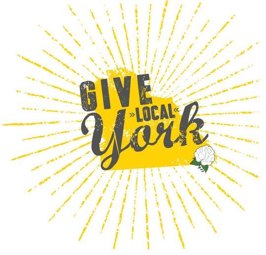 Give Local York logo