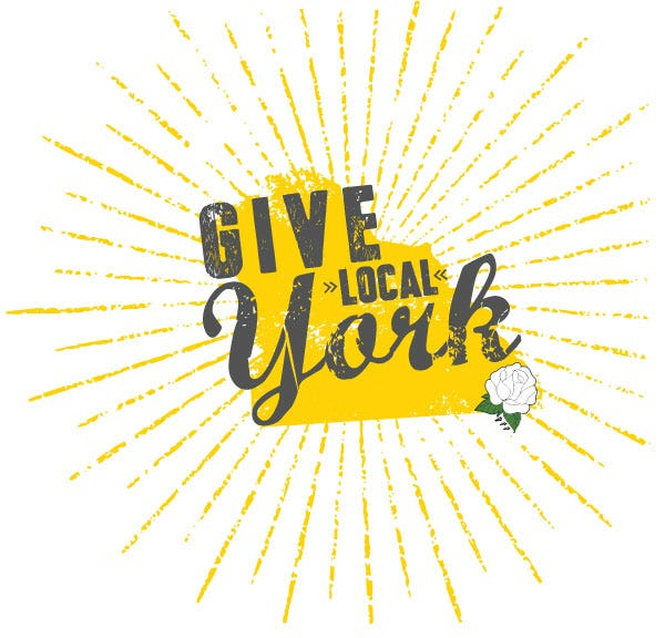 Give Local York logo